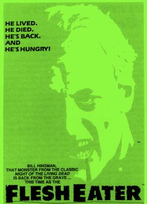 Poster flesheater