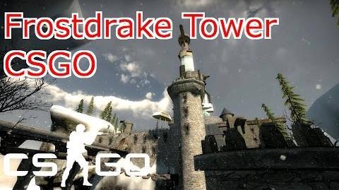 CSGO Zombie Escape - ze Frostdrake Tower v1 (1080p - 60FPS)