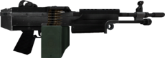 Zewikia weapon heavymachinegun m249 css