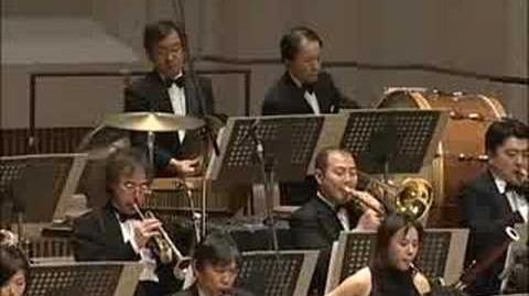 Final Fantasy VII Opening Bombing Mission - Orchestra Live