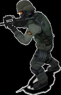 Zewikia ct Seal Team 6