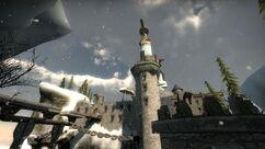 Ze frostdrake tower