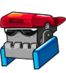 Robot Boss Icon