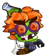 Omega Dr. Zombie Prize 5454