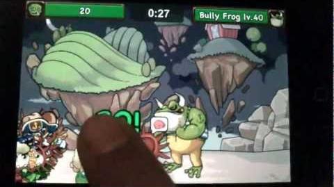 Zombie farm 2 bully frog