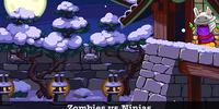 Zombies vs Ninjas