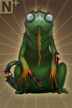 Green Iguana+