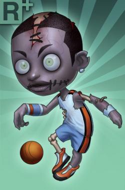Basketball Player+