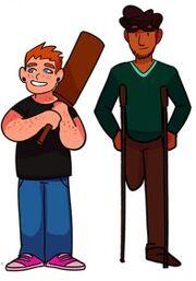 Jack and eugene