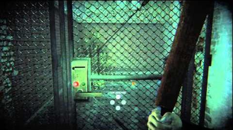 ZombiU - Vikram Petral Station, 870 Shotgun & Petral Acquired, Hacking Scanning HD Gameplay Wii U