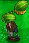 Melon zombie