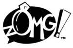 ZOMG logo (bw)
