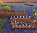 Captain Cajun's Ferryboat