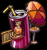Beverage Stand