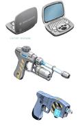 Guns and Laptops