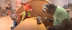 Zootopia Sloth Trailer 9