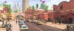Sahara Square Street