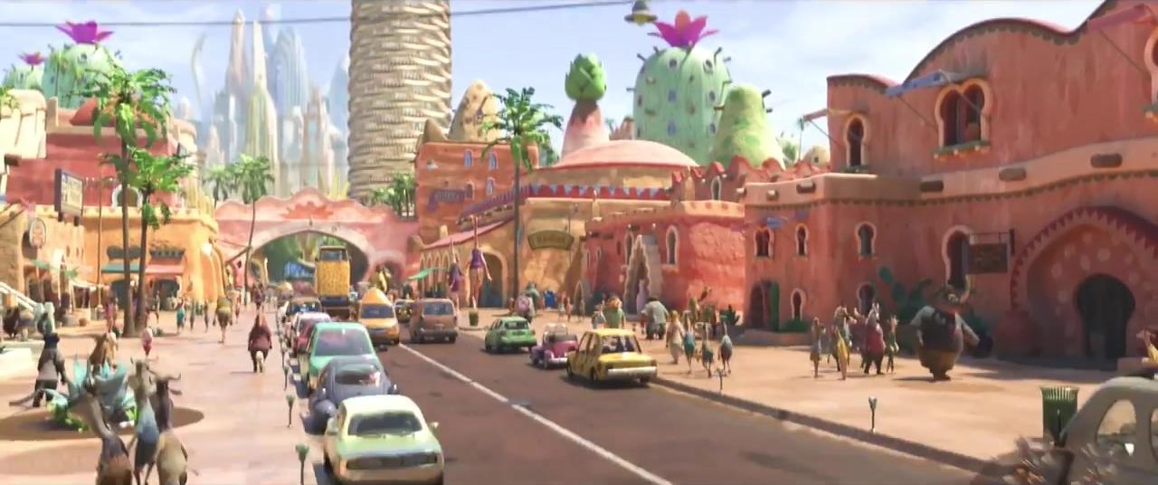 Image Sahara Square Street Png Zootopia Wiki Fandom