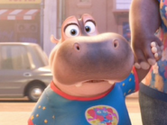 Hippo Girl