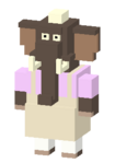 Jerry Jumbeaux Jr. - Disney Crossy Road