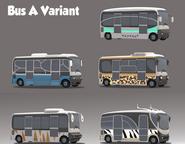 Bus A Variant