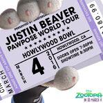Justin Beaver Tour