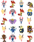 Facebook stickers