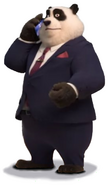 PandaRender