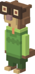 Mr. Otterton - Disney Crossy Road