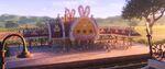 Zootopia Bunnyburrow train station