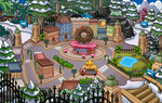 Zootopia Party Forest