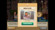 New Clue - Blurry Selfie
