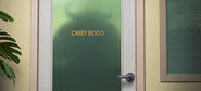 Chief Bogo's Office ZPD