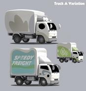 Truck A Variation