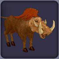 Giant Warthog