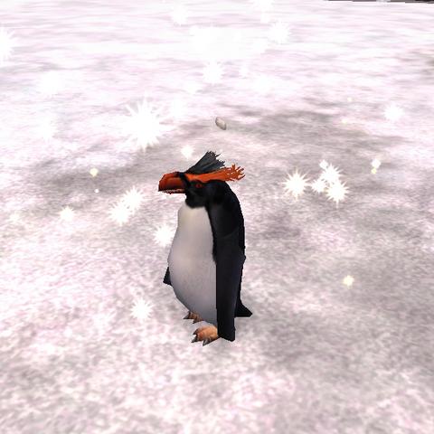 Baby Killer Penguin
