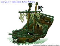 ZT2 MM - Sunken Pirate Ship