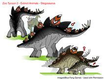ZT2 EA - Stegosaurus-0