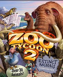 Zoo Tycoon 2 Extinct Animals