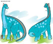 ZT2 EA - Brachiosaurus Slide