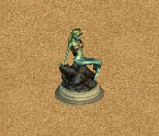 ZT1 Mermaid Statue