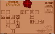 Port foozle map