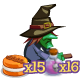 Witch's Epic Ghostly Bundle-icon