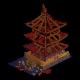 Burnt Pagoda-icon