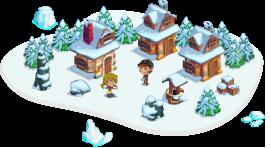 Village Glace-icon