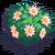 Pink Flower Bush-icon