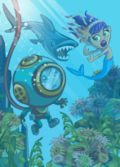 Help the Mermaids-icon