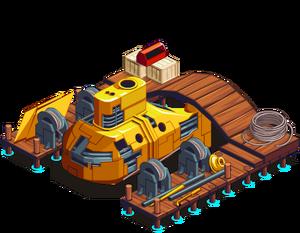 Submarine Stage 5-icon