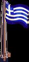 Flag greek-icon