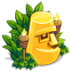 Golden Tiki Head-icon
